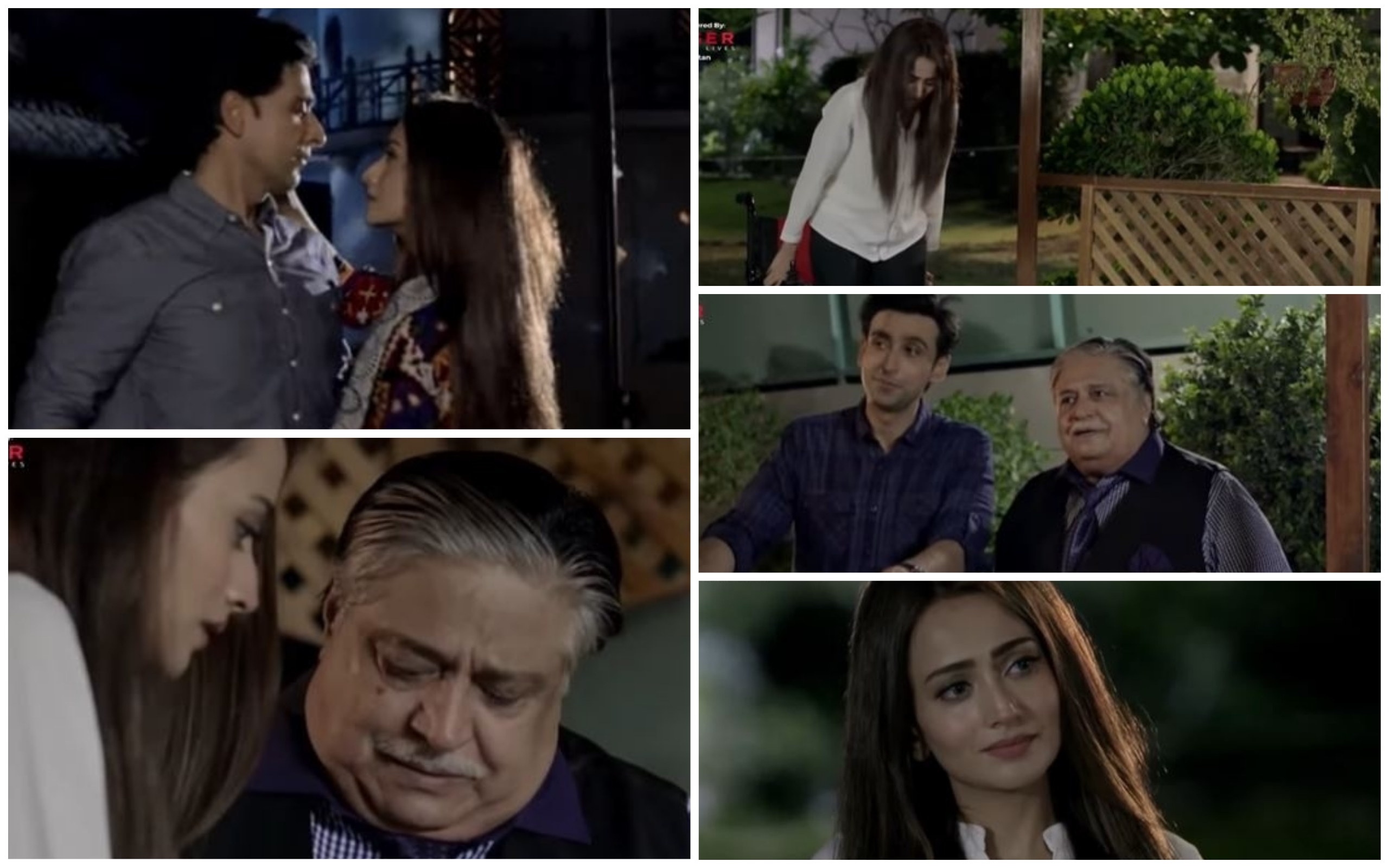 Ishq Zahe Naseeb Episode 15 Story Review - Superb
