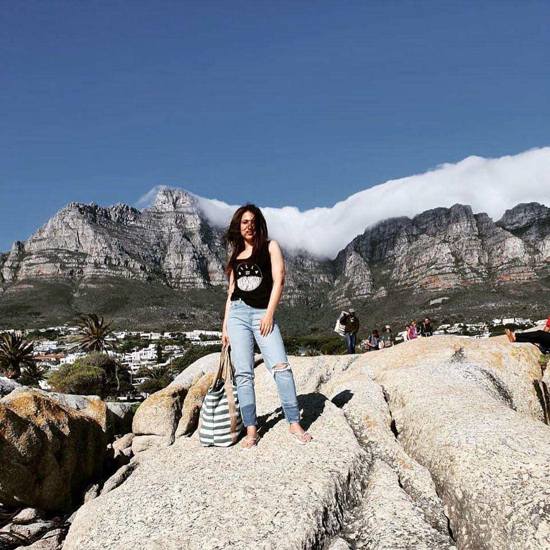 Ushna Shah South Africa 11
