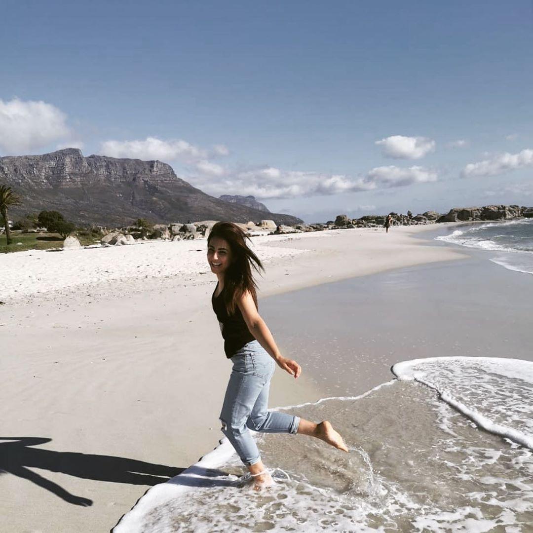Ushna Shah South Africa 13