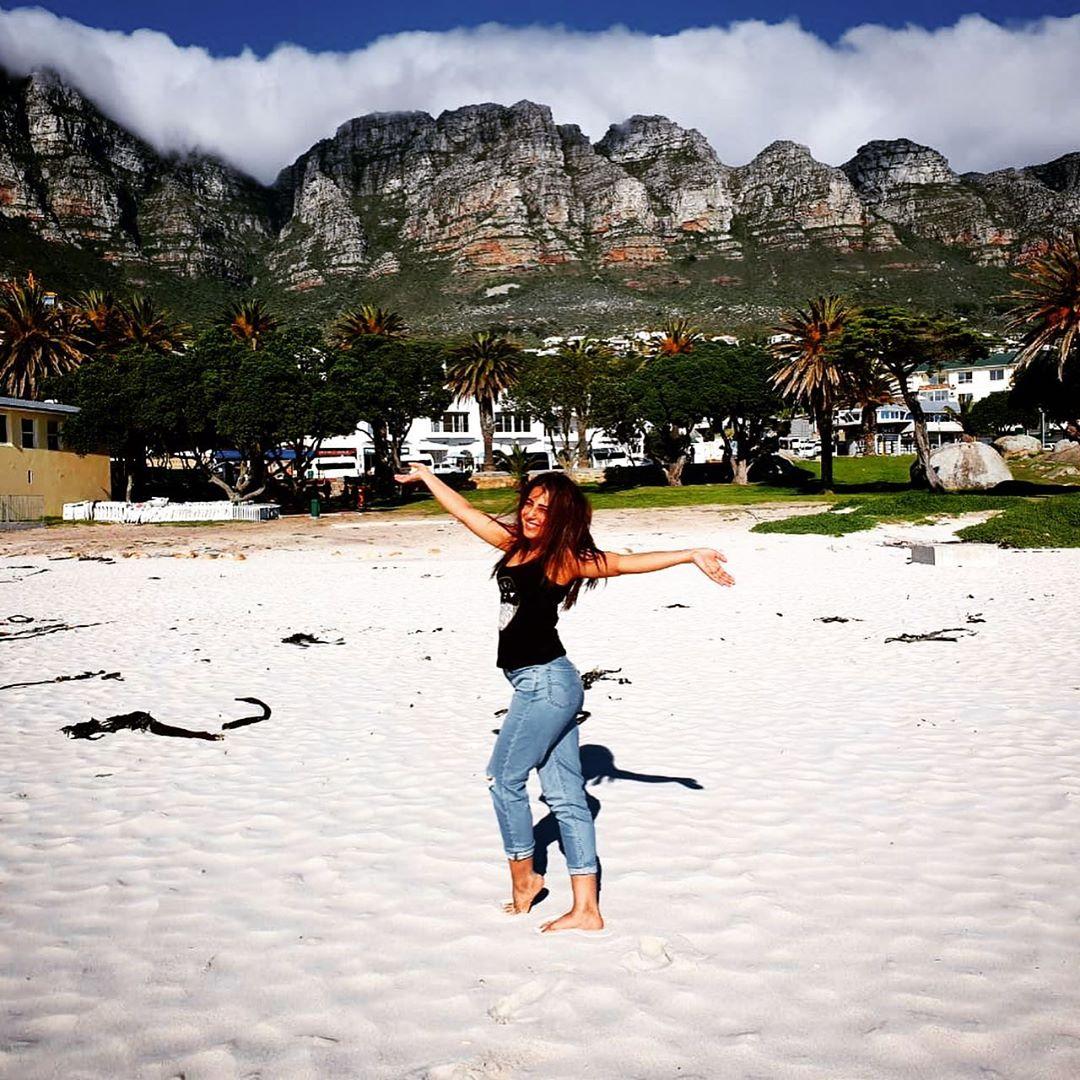 Ushna Shah South Africa 16