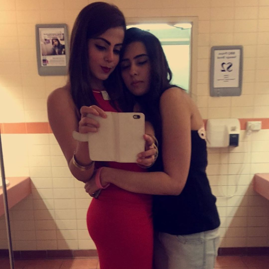 Actress Yashma Gill Shared Pictures with her Best Friend Aashna Narang