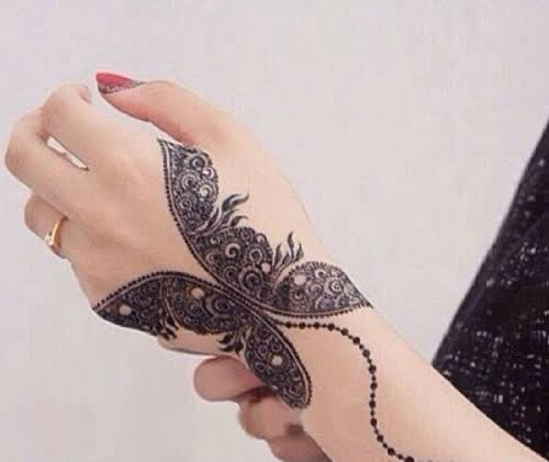 Top 50 Simple Mehndi Designs You Will Fall In Love With