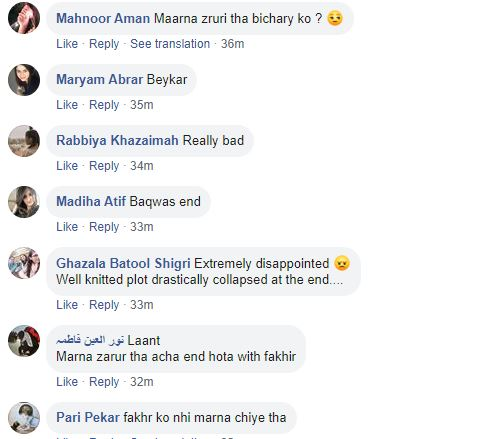 Fans React To The Last Episode of Khaas