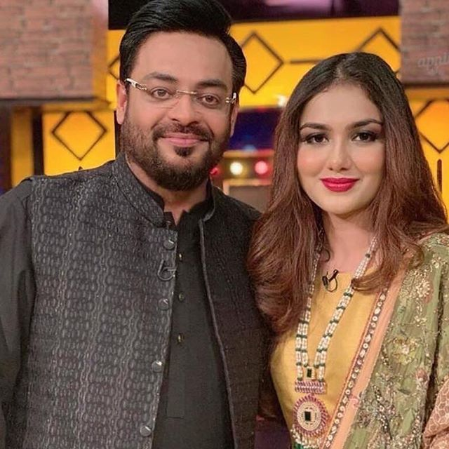 Tuba Aamir Shares How She Had No Idea She Will Marry Aamir Liaquat