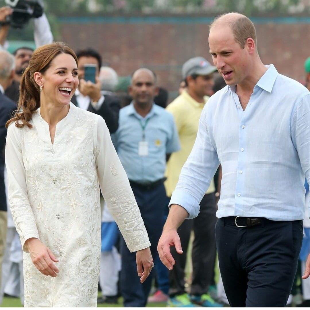 Kate Middleton's Look Book During Royal Visit Pakistan