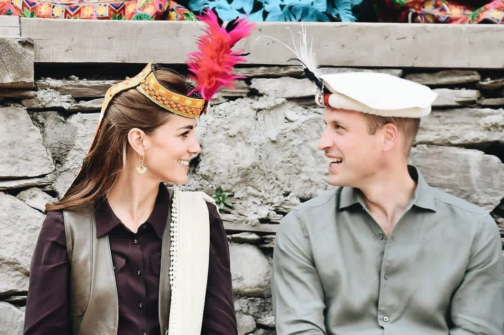 The Duke And Duchess Of Cambridge Have Arrived In Chitral