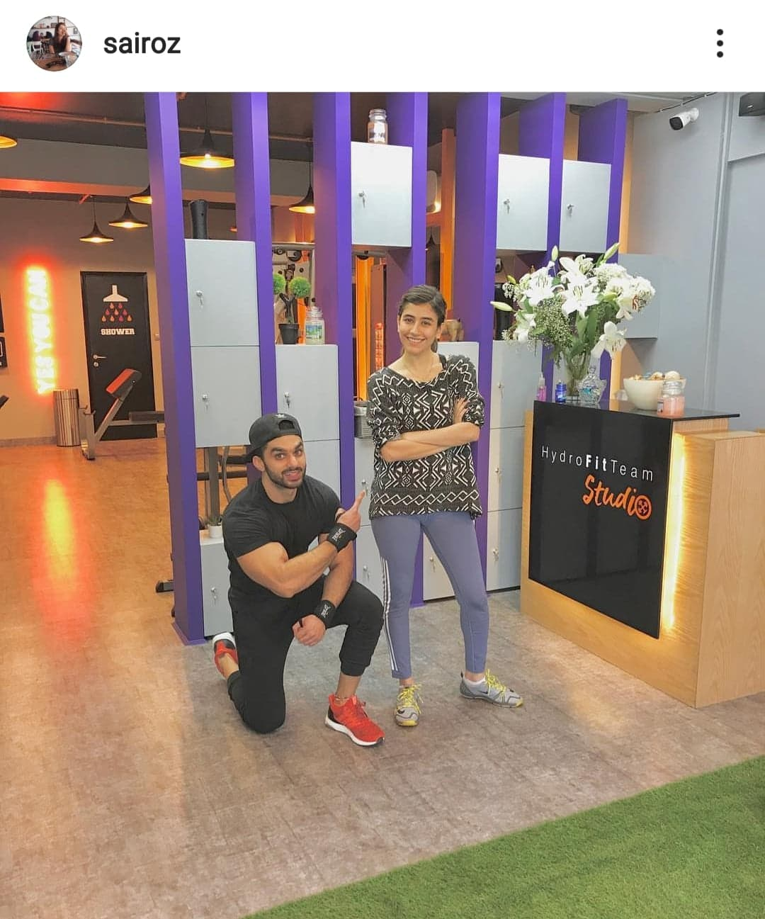 Pakistani Celebrities Who Promote Fitness & Workout