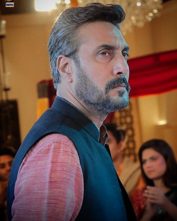Adnan Siddiqui opens up about Meray Pass Tum Ho