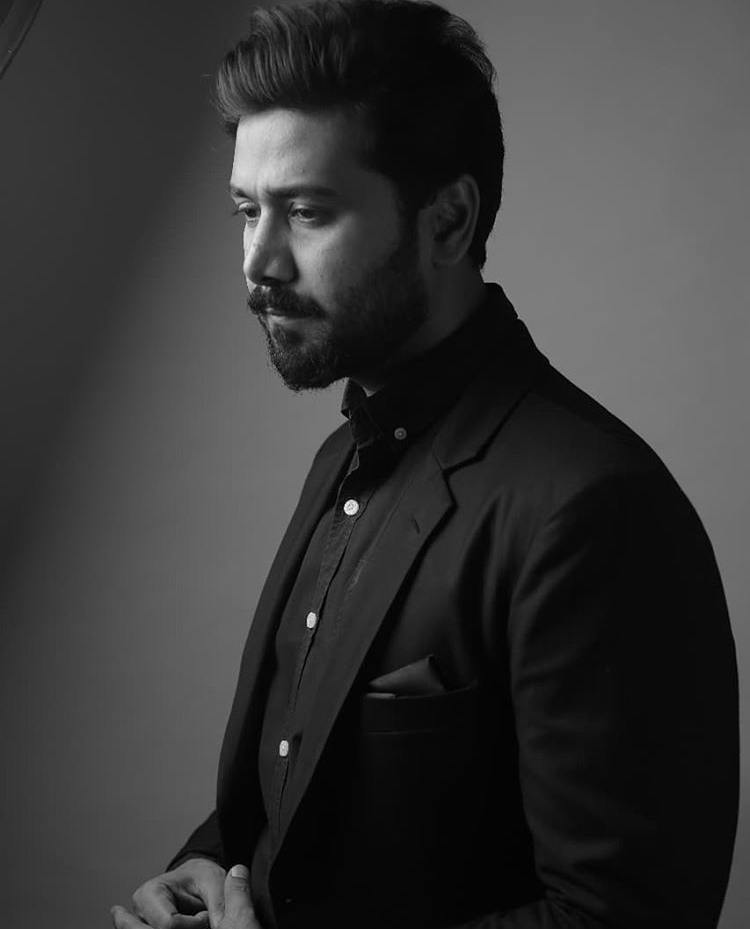 Ali Abbas Talked About His Father's Second Marriage