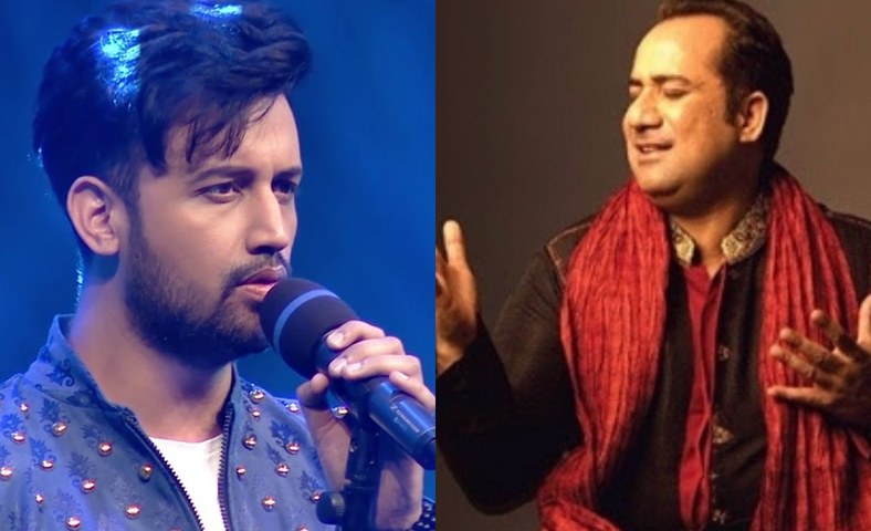 Atif Aslam And Rahat Fateh Ali Khan Are Going To Perform Together In Riyadh6