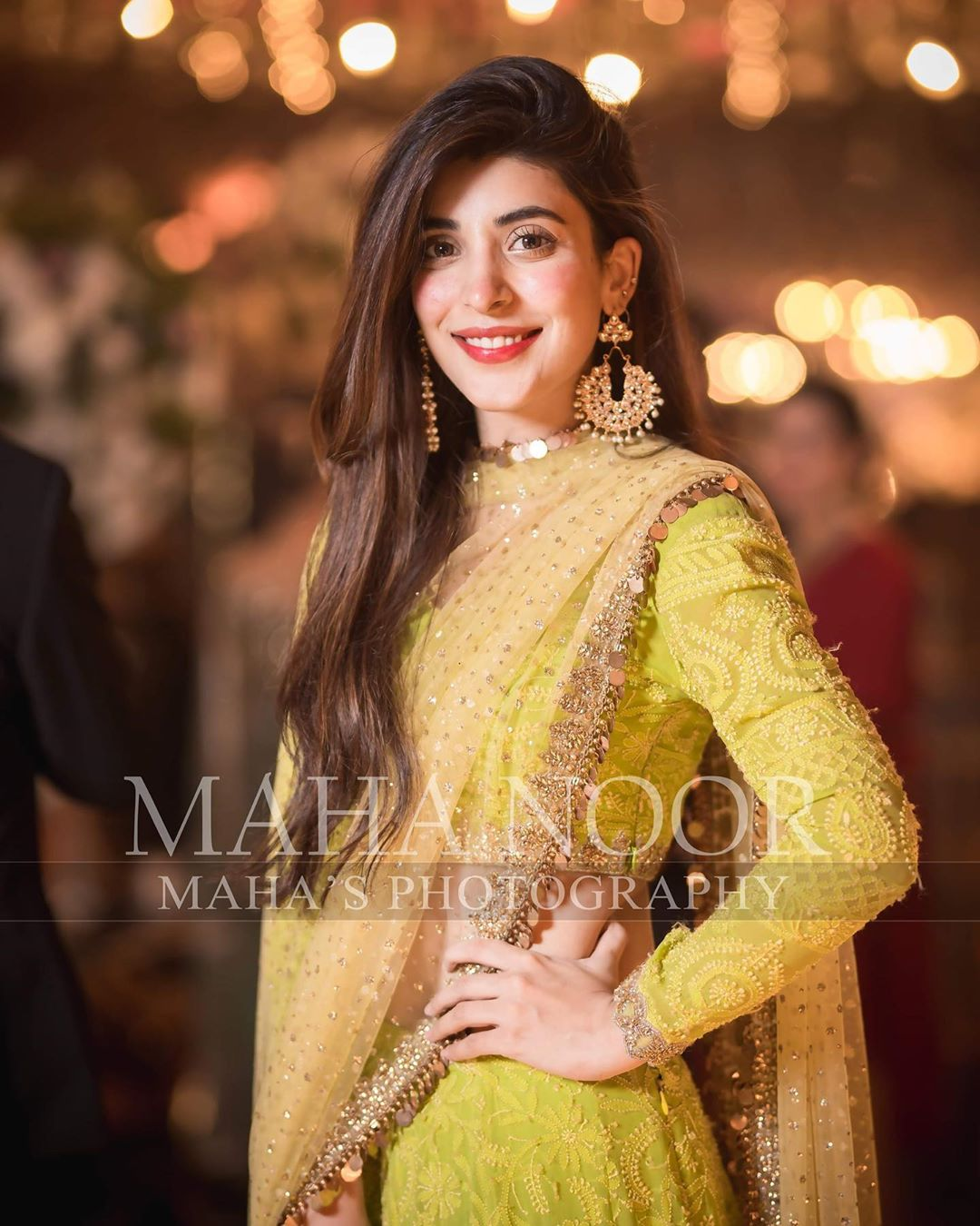 In Pictures: Celebrities grace wedding function at Bani Gala