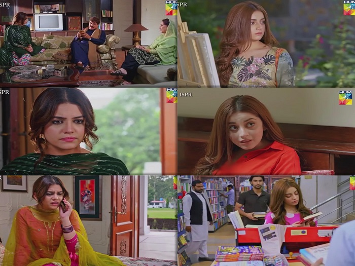 Ehd-e-Wafa Episode 3 Story Review – Caught Red-Handed