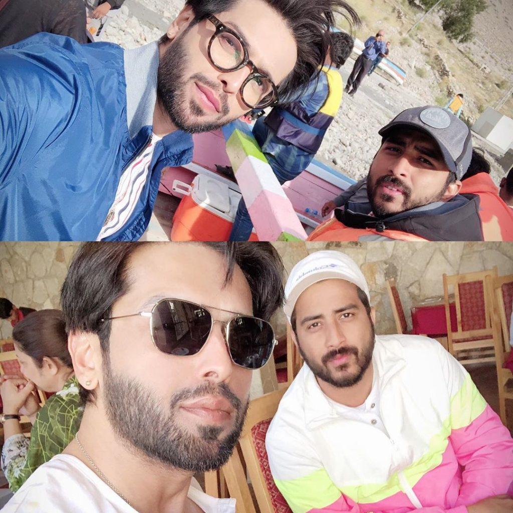 Mahira Khan, Fahad Mustafa come together for Quaid E Azam Zindabad
