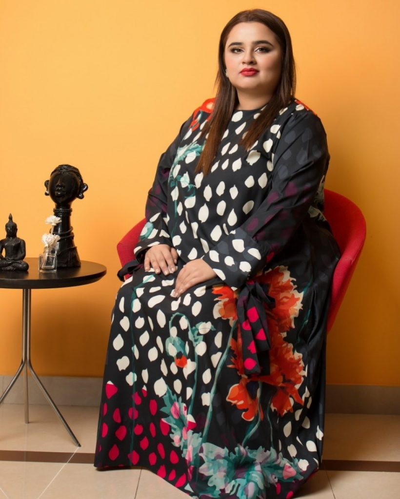 Faiza Saleem Criticized For Being A Plus Size Model For Her Latest Shoot 4 1