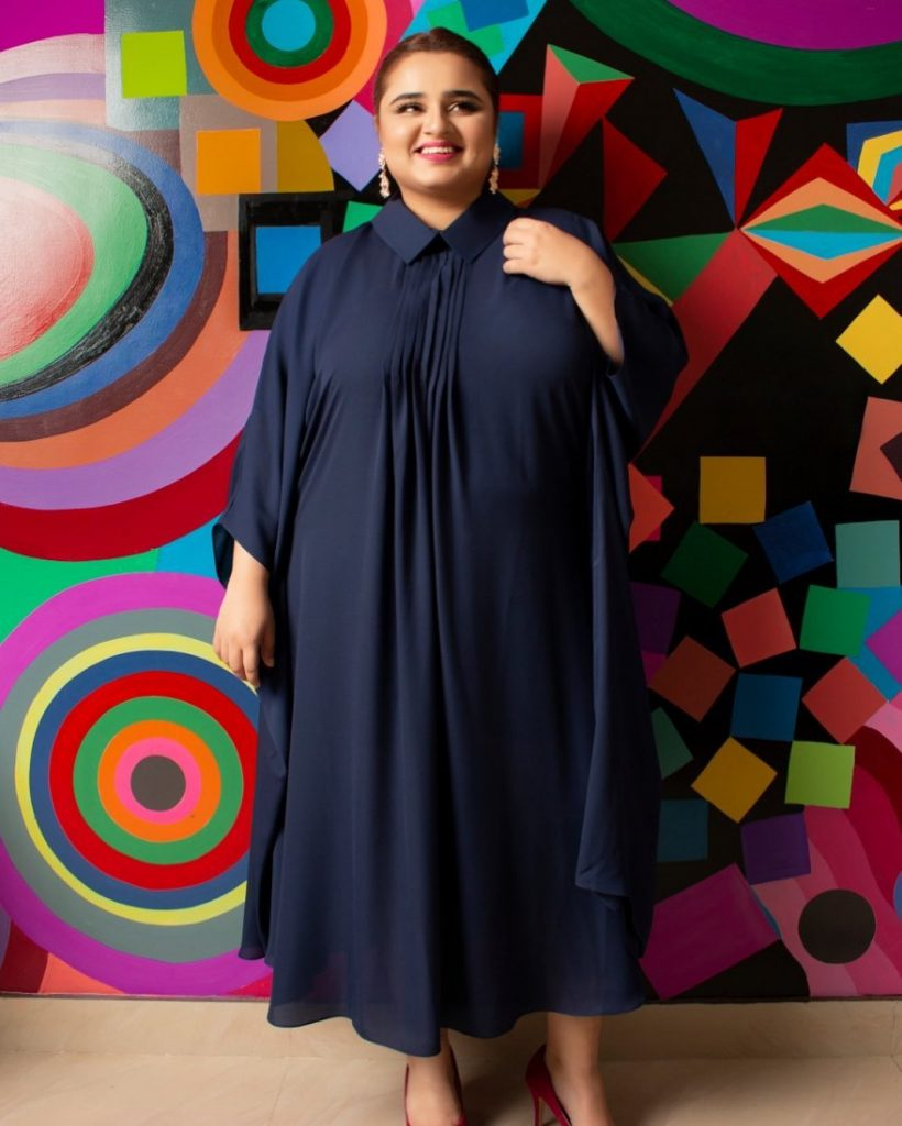 Faiza Saleem Criticized For Being A Plus Size Model For Her Latest Shoot 6 1