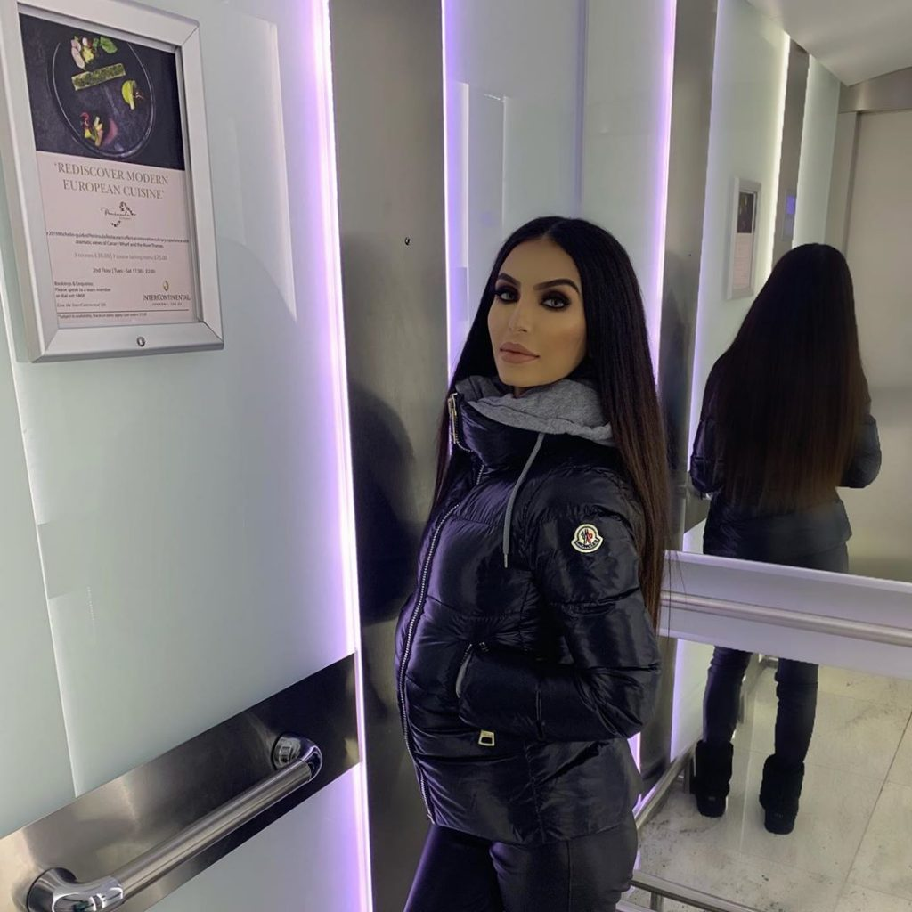 Amir Khan's wife, Faryal Makhdoom flaunts baby bump in latest picture
