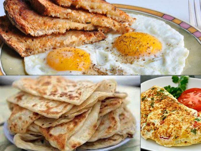 Most Favorite Breakfasts of Top Pakistani Celebrities