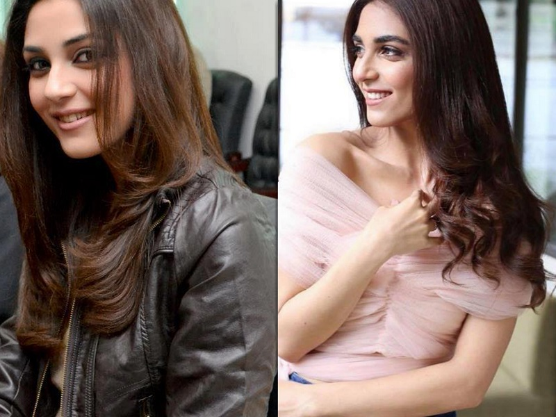 Maya Ali's Style Transformation and Weight Loss Pictures