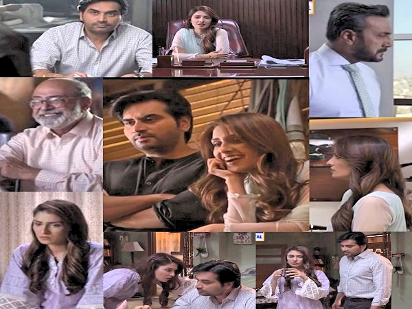 Meray Pass Tum Ho Episode 8 Story Review - Lies and Deceit