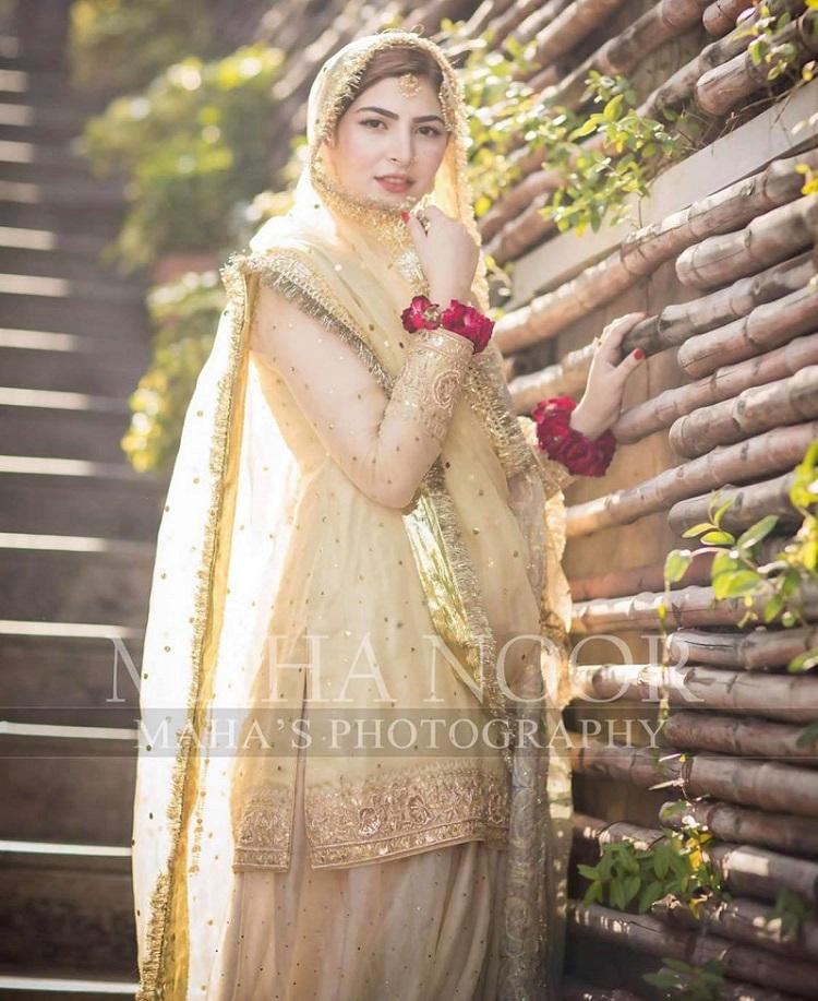 Most Beautiful Bridal Dresses of Pakistani Celebrities - Top 10