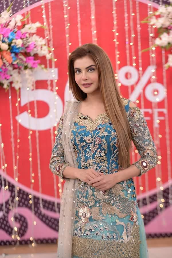 Nida Yasir's Emotional Moments From Good Morning Pakistan