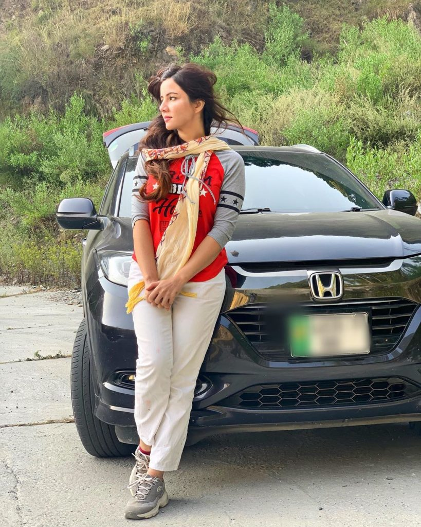 Rabi Pirzada Landed Herself In Trouble By Posting Explosive Photo On Social Media