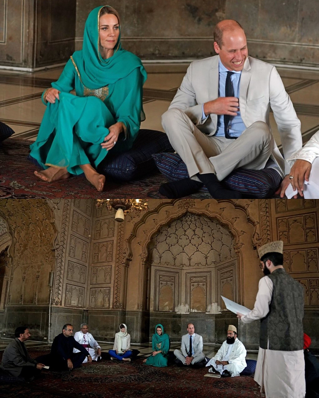 Royal Couple In Lahore 10