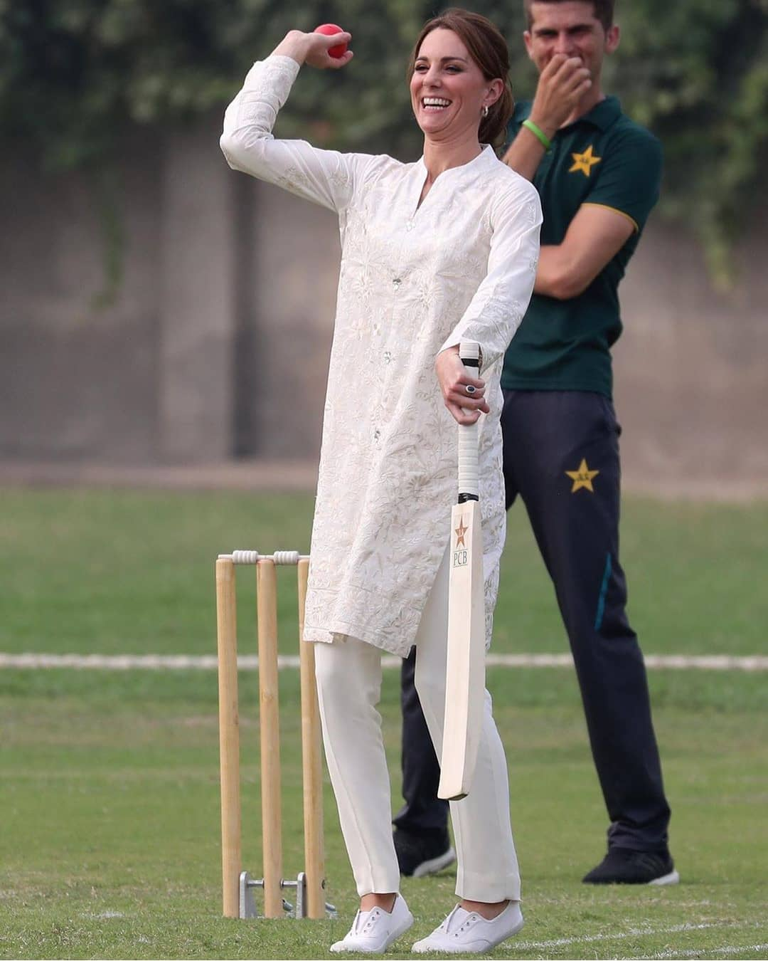 Royal Couple In Lahore 13