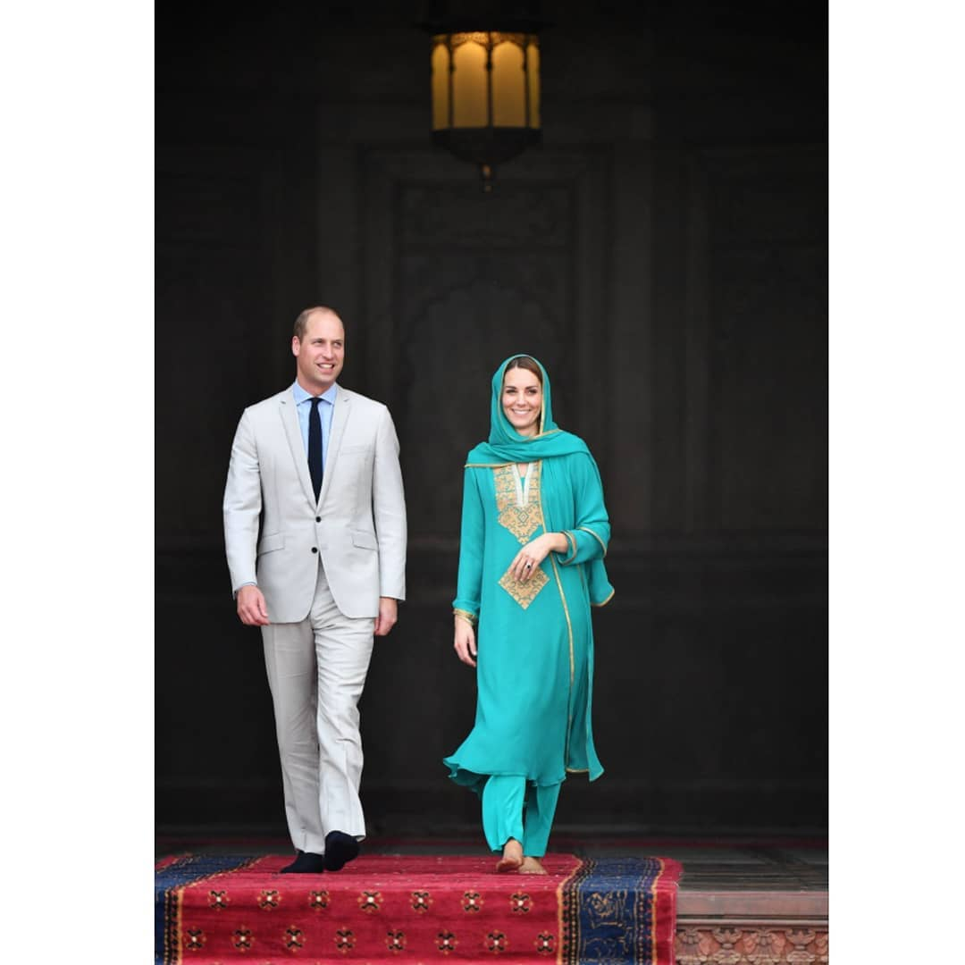 Royal Couple In Lahore 4