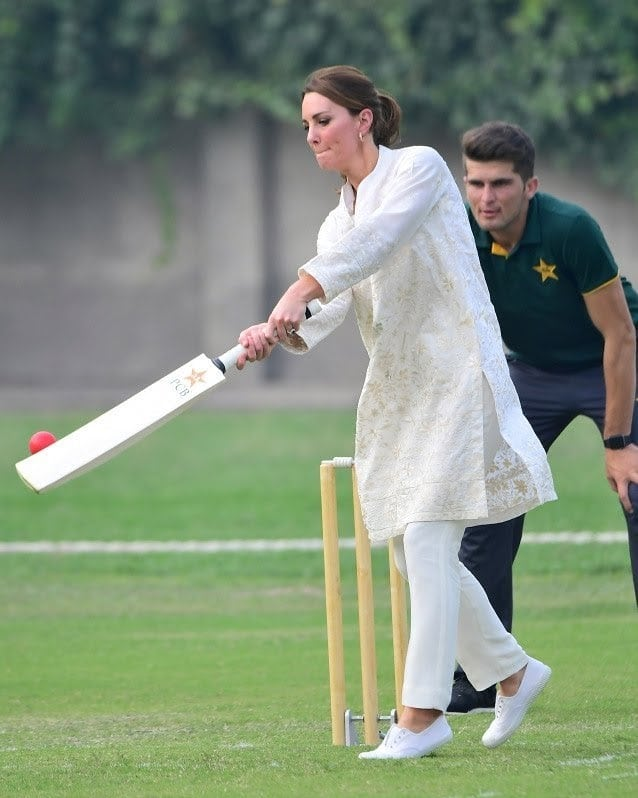 Royal Couple In Lahore 5