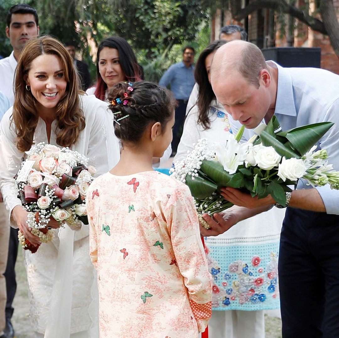 Royal Couple In Lahore 6