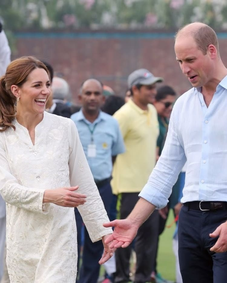 Royal Couple In Lahore 8