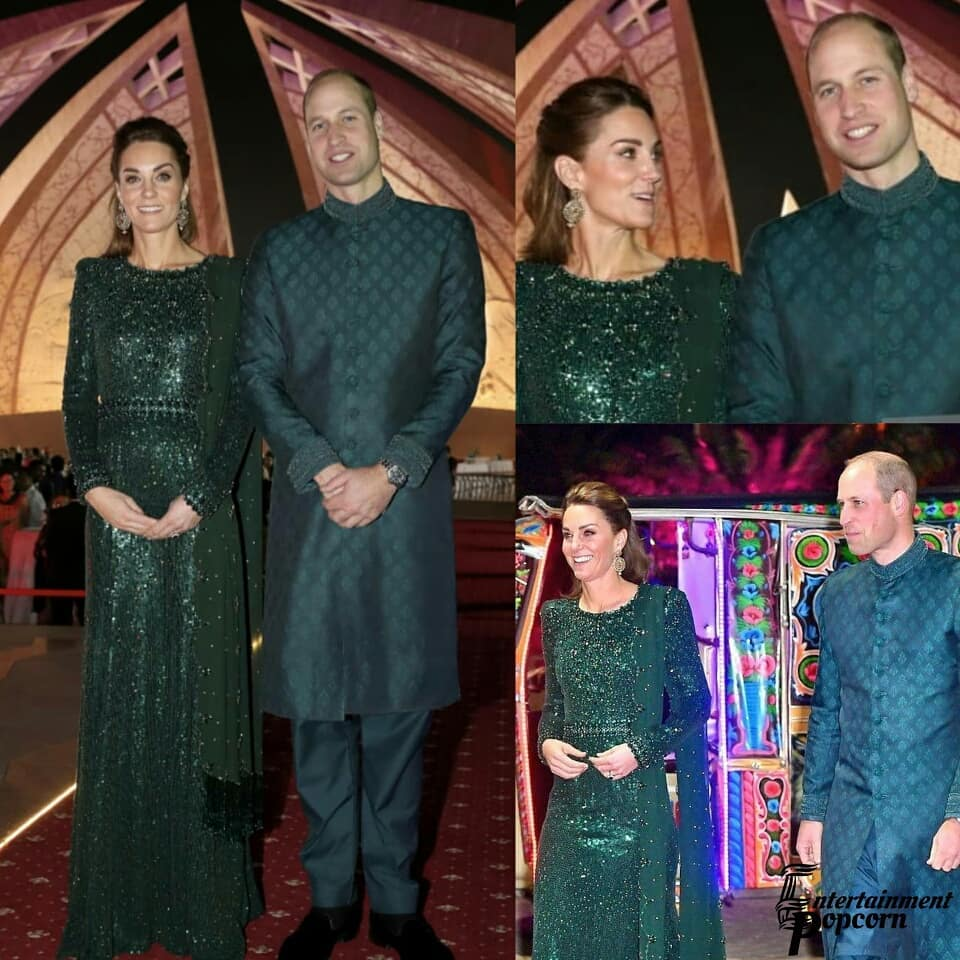 Pakistani Celebrities Spotted at the Royal Reception in Honor of Royal Couple in Islamabad