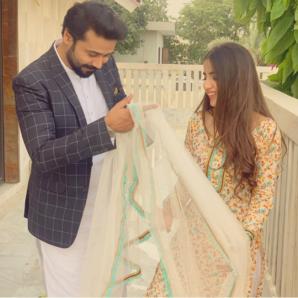 Saboor Aly Says That Ali Abbas Is The Most Annoying Co-Star And Hania Aamir Is Glad That Somebody Has Taken Her Spot