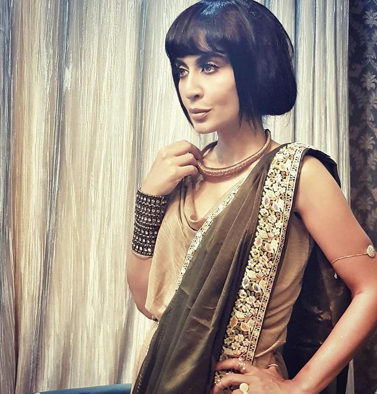 Saman Ansari Dancing On Her Sangeet Night