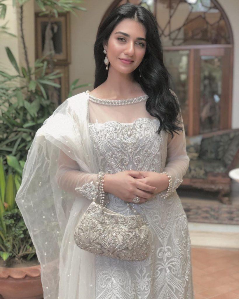 Sarah Khan denies rumors of marriage