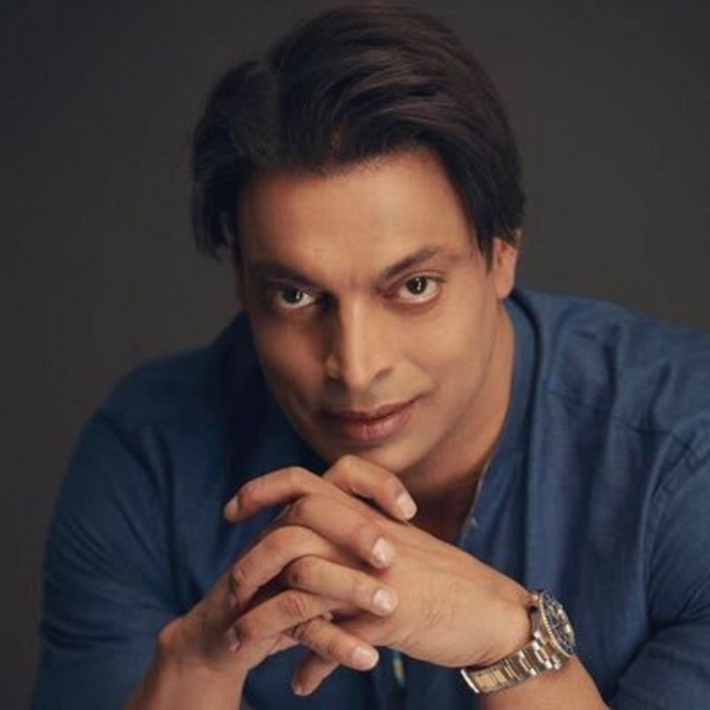 Shoaib Akhtar Praises Differently Abled Young Boy