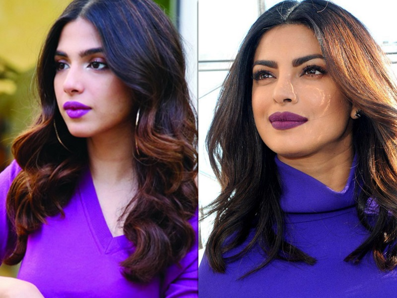 Is Sonya Hussain Trying To Look More Like Priyanka Chopra