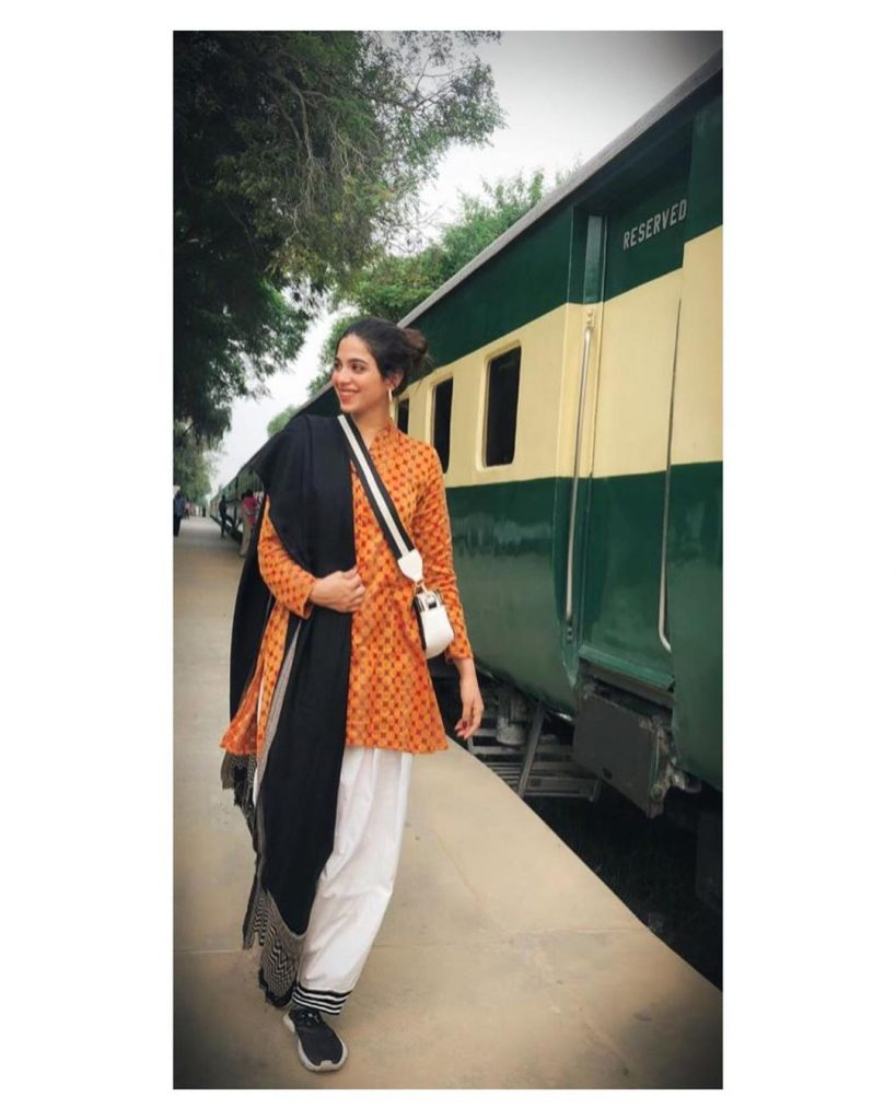 Sonya Hussyn Shared Her Obsession With Pakistans Train 1