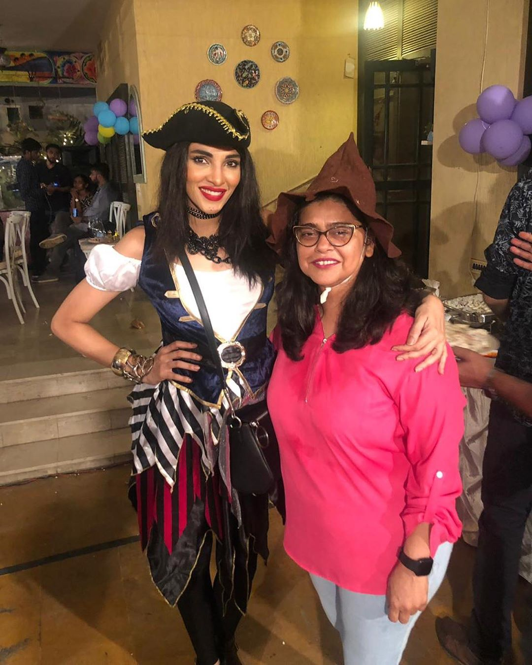 Pakistani Celebrities at Disney Themed Birthday Party