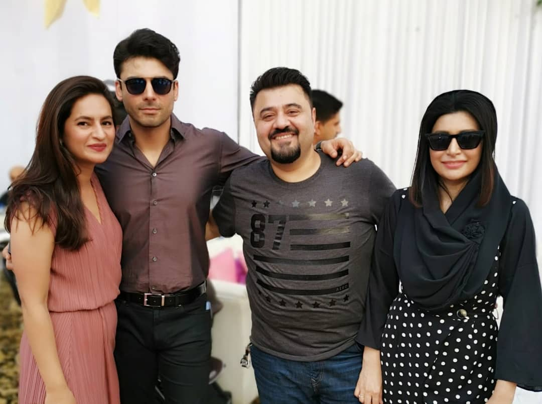 Beautiful Clicks from Fawad Khan's Daughter Elayna Birthday Party