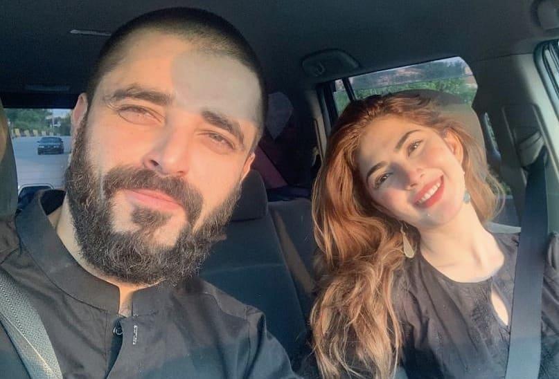 Hamza Ali Abbasi Believes Naimal Khawar Is Way More Talented Than Him
