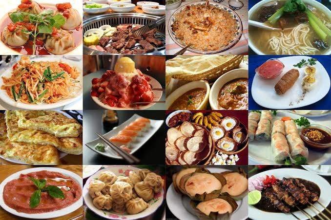 Different cuisines from around the world you can try out in Lahore