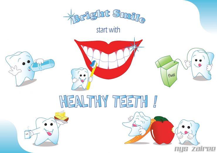 Tips for maintaining oral dental hygiene