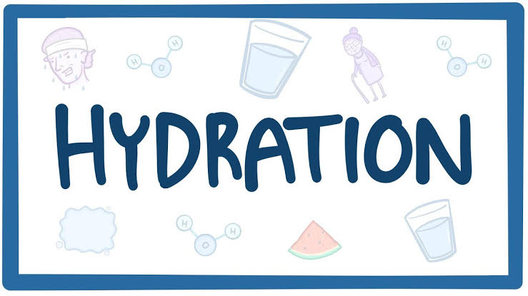 How to stay hydrated throughout the day apart from drinking water