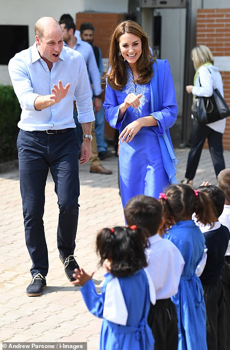 Best Moments From Kate Middleton and Prince William's Visit to Pakistan