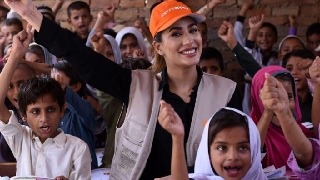 Mehwish Hayat Shared An Important Message About Children's Education