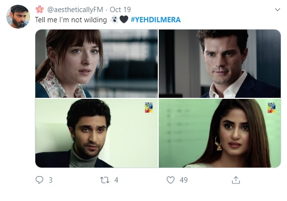 Negative reactions for teasers of Yeh Dil Mera are all over the place