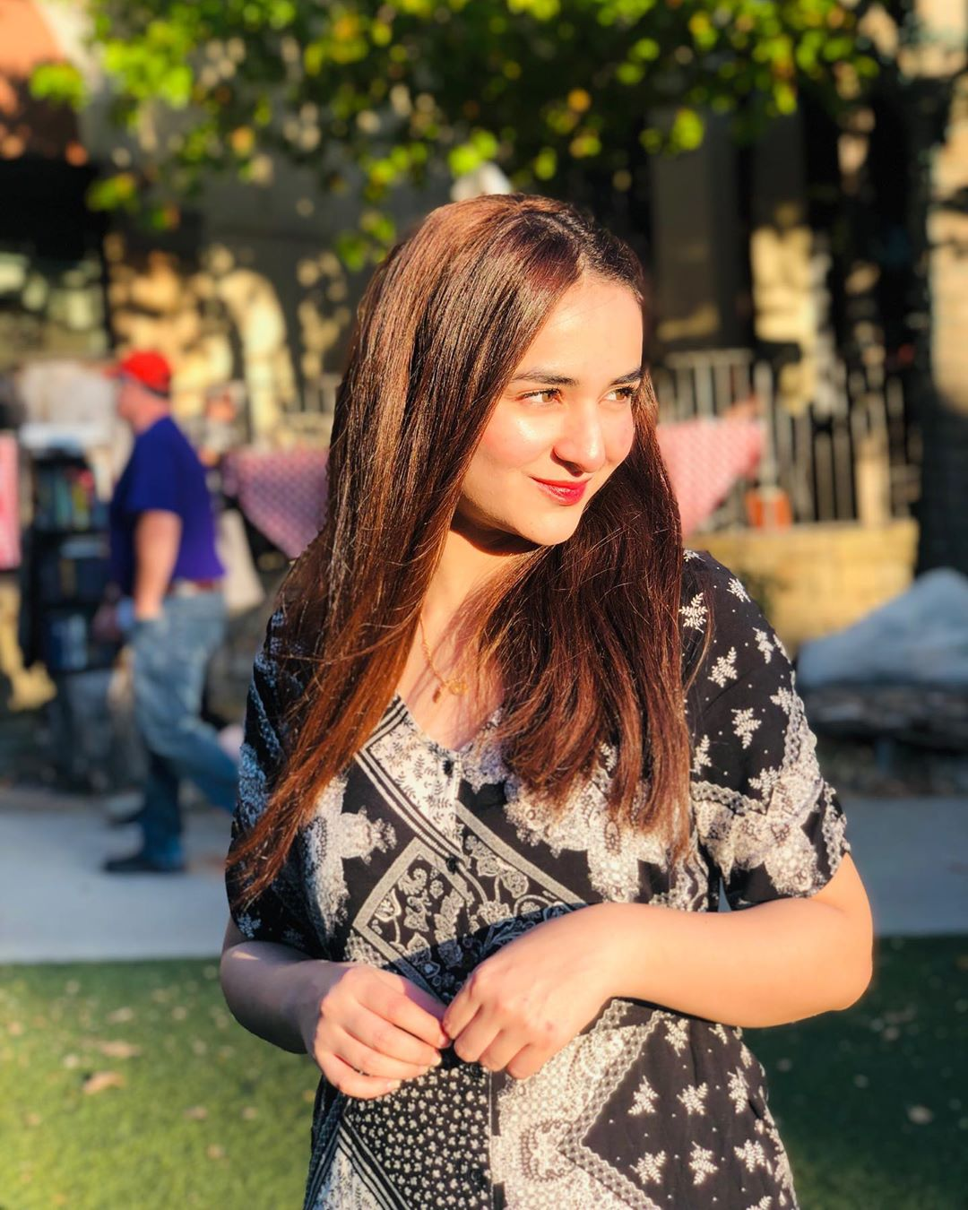 Latest Pictures of Beautiful Pakistani Celebrities from their USA Trip