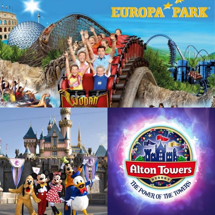 5 best theme parks around the world